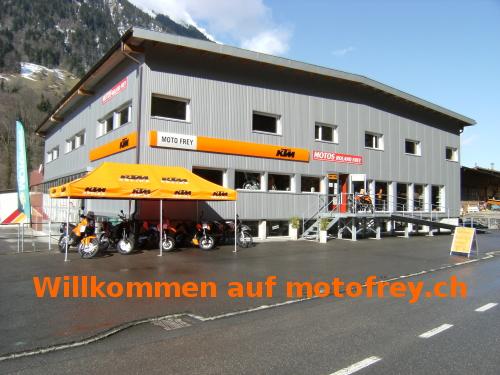 Motos Roland Frey in Mülenen
